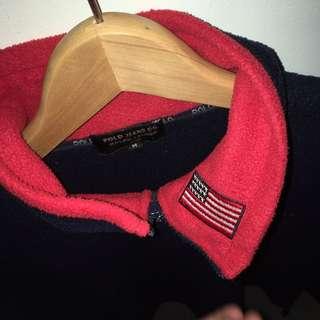 Vintage Ralph Lauren polo fleece