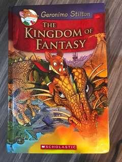 Geronimo Stilton Kingdom of Fantasy