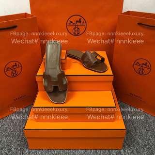 💋5️⃣2️⃣0️⃣💋5️⃣2️⃣0️⃣💋5️⃣2️⃣0️⃣💋 🐴小馬哥 Hermes夏天必備經典Oran涼鞋