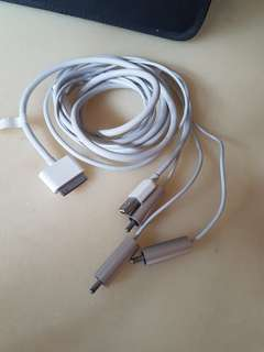 IPhone iPad auxiliary cable