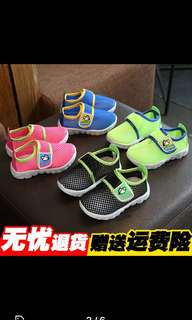 Toddler soft Airy walking shoes
