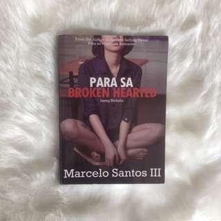 Marcelo Santos III's Para sa Brokenhearted