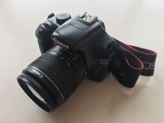 Canon EOS-1100D Digital SLR Camera