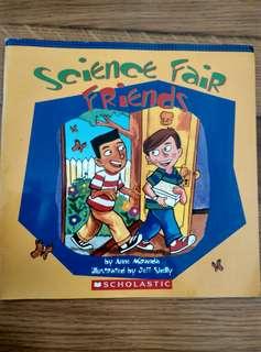 Scholastic Story Book <Science Fair Friends>