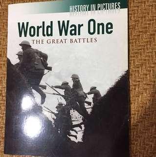 World War One: The Great Battles