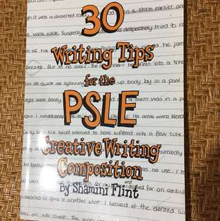 30 Writing tips for the PSLE