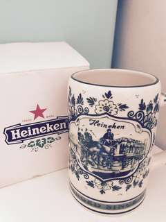 Heineken Mug (Collector's Series)