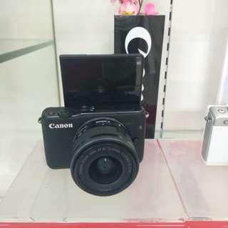Camera Canon M10 DP 0% Bisa Kredit Tanpa Kartu kredit