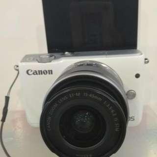 Canon EOS M10 DP 0% Cukup Admin 199.000 Tanpa Kartu Kredit