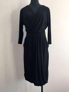 Leona Edmiston twisted Dress