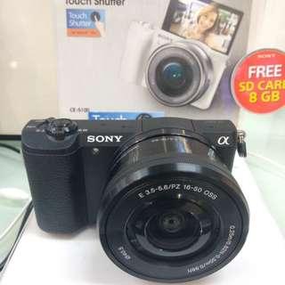 Sony 5100 DP 0% Cashback (Kredit Tanpa Kartu kredit)