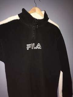 Fila track fleece