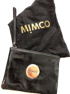 Mimco 'lovely' Pouch RRP $120