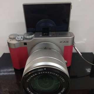 Camera Fujifilm X-A3 Free Instax DP 0% Bisa Dicicil Tanpa Kartu kredit