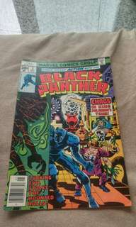 Bronze Age Marvel Comics Black Panther #3