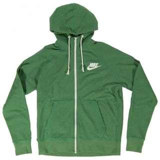 NIKE Jacket RU Santa Monica Track Club FZ Hoody Pine Green