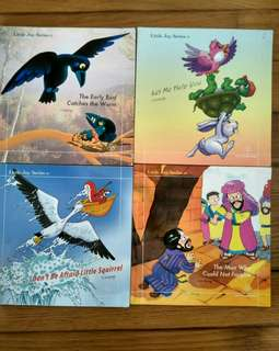 Little Joy Series (4 Different Stories)