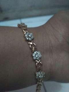 Bracelet Gold Gelang Lapis Emas