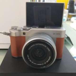 FujiFilm X-A5 DP 0% + Free Instax Mini 8 Cukup Admin 199.000 Tanpa CC