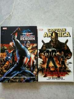Marvel comics - Captain America set of 2