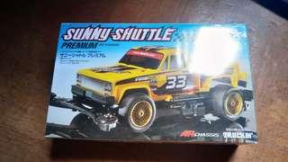 LOW PRICE_Genuine TAMIYA Sunny Shuttle PREMIUM