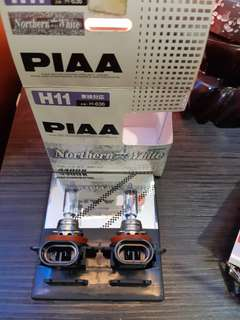 PIAA auto head light
