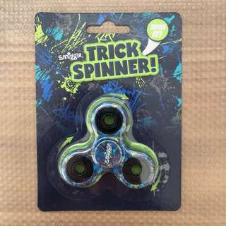 Smiggle Trick Spinner Game in Navy