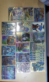Buddyfight SDW Dragon Force Jackknife Deck