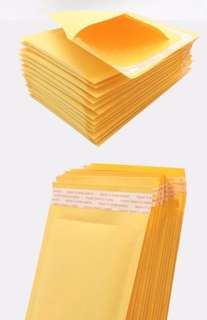 Bubbled Envelope Wraps Packaging