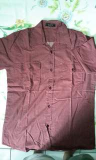 DISC 40% Western-style clothes, Tootled Maroon.