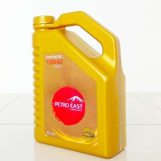 Petro East Synthetic 10W40 SN/CF Engine Oil