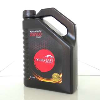 Petro East Advantech 20W50 SN/CF Mineral Engine Oil