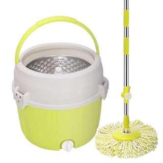 Single Bucket Spin Mop