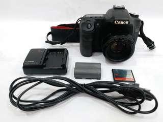 CANON EOS 50D Semi Pro Camera with CANON EF 50mm + SanDisk 16GB CF Card