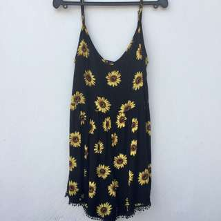 SALE!! Sunflower Romper!
