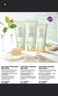 Clearance! Bodycare set!