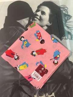日本製 QQ舞孃圖案大手帕/ 萬用巾