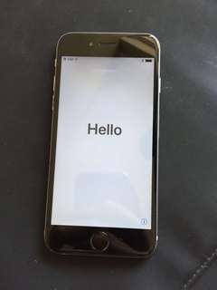 IPhone 6 16gb grey( someone hold)