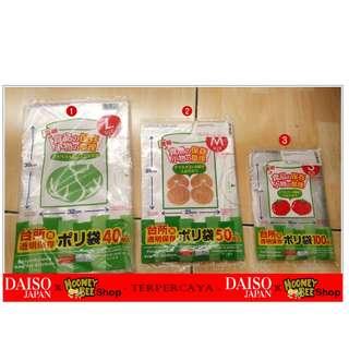 Japan QUality - Plastik Sayur Buah untuk dapur & kulkas