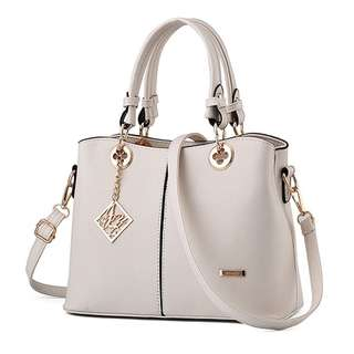 Fashion Women PU Leather Hobo Bag Tote Purse Shoulder Messenger Satchel Handbag