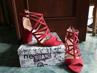 Red Heels (Payless)