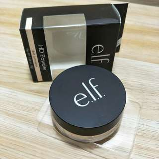 Elf HD Powder (soft luminance)