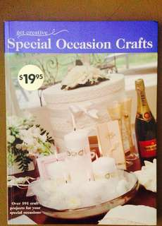 Crafts Book for Special Occasion