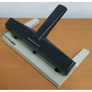 Soennecken 5104 3-Hole Hole Puncher Used Good Condition Clearance Price!
