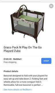 Graco Playpen