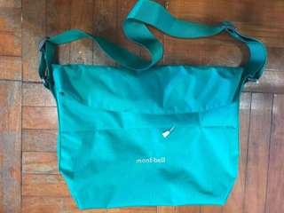 日本版Montbell袋