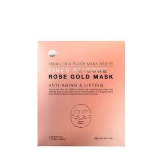 Skin Inc Rose Gold Mask Infused Vitamin A Serum