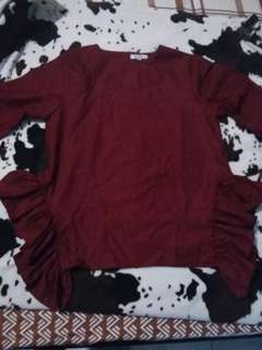 Kayla blouse