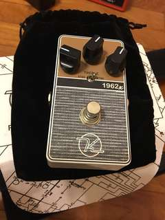 Keeley 1962x Overdrive