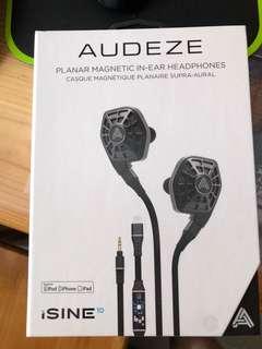 Audeze isine 10 耳機